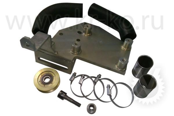 ISUZU NQR71 двс 4HK1 Е3-4 (с кондиционером) под ТМ21